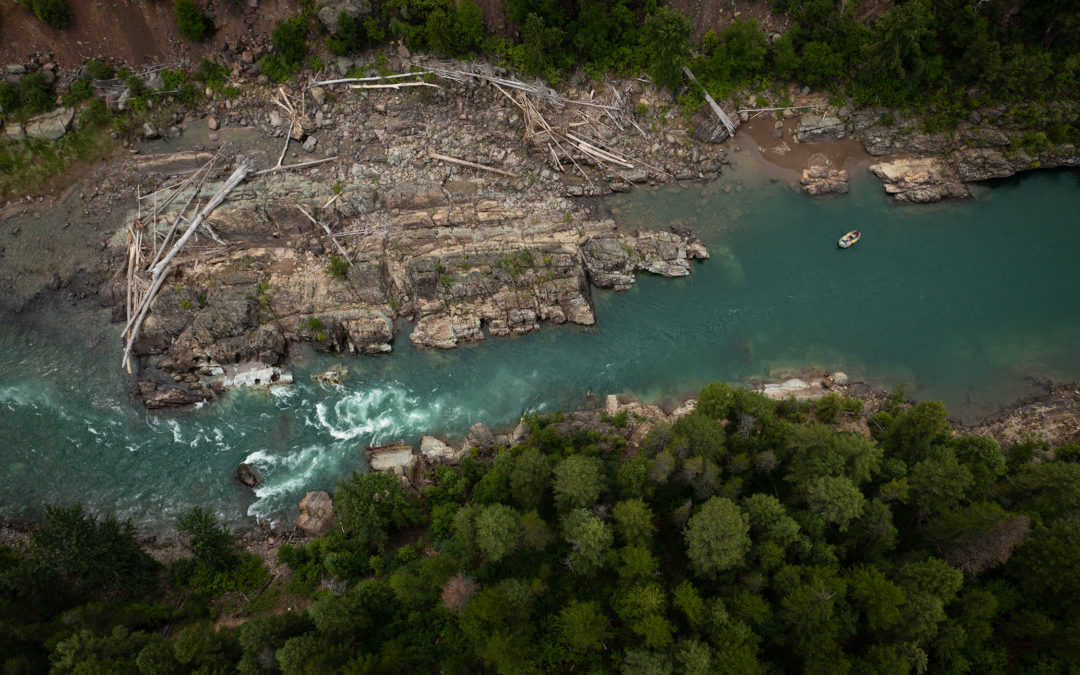 """""""Drop"""" Reveals The Impacts Climate Change Is Having On The Rivers Of The American West"""